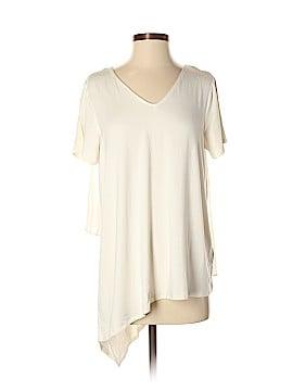 Lisa Rinna Short Sleeve Top Size S