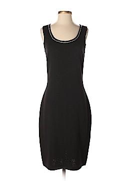 St. John Caviar Casual Dress Size 4