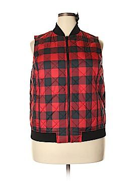 Lauren by Ralph Lauren Vest Size 1X (Plus)