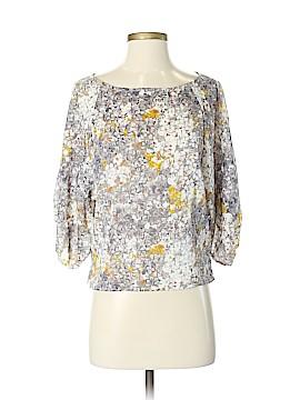 Rumors 3/4 Sleeve Blouse Size S