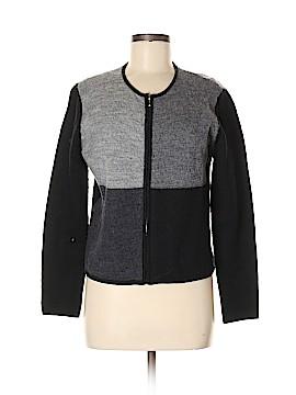 Geoffrey Beene Sport Wool Cardigan Size M