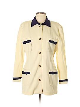 Dana Buchman Wool Blazer Size L