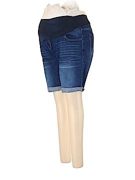Old Navy - Maternity Denim Shorts Size 12 (Maternity)