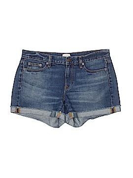 J. Crew Factory Store Denim Shorts 28 Waist