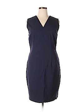 Elie Tahari Casual Dress Size 16