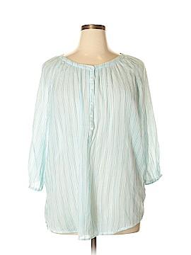 Lane Bryant 3/4 Sleeve Blouse Size 14 - 16 Plus (Plus)