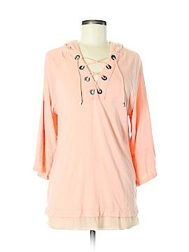Nanette Lepore 3/4 Sleeve Top Size M