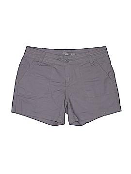 PrAna Khaki Shorts Size 4