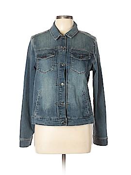 Vintage America Blues Denim Jacket Size L