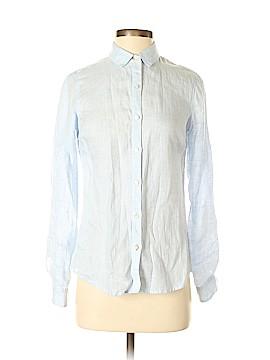 J. McLaughlin Long Sleeve Button-Down Shirt Size 0