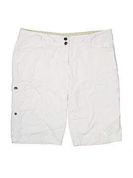 White House Black Market Cargo Shorts Size 12