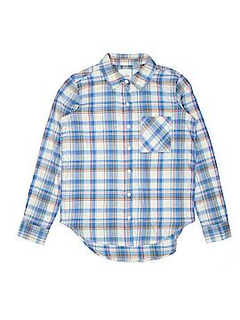 Mudd Long Sleeve Button-Down Shirt Size S