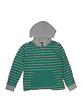 Chaps Long Sleeve Henley Size 7