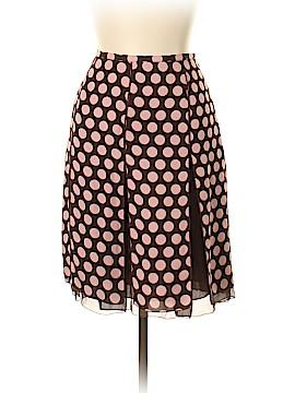 Sunny Leigh Silk Skirt Size 12