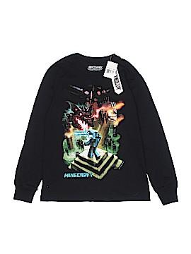 Mojang Long Sleeve T-Shirt Size L (Youth)
