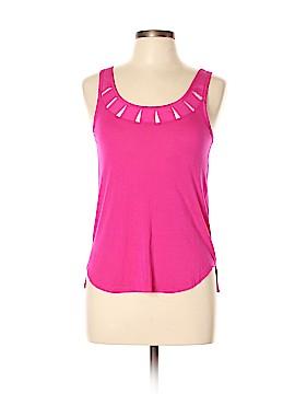 Hi-Line Sleeveless Blouse Size M