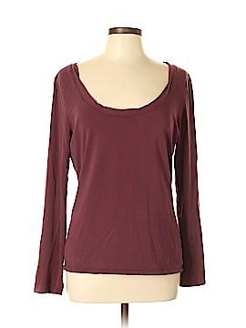 Garnet Hill Long Sleeve T-Shirt Size L