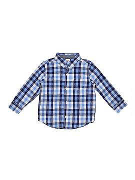 Gymboree Long Sleeve Button-Down Shirt Size 2T