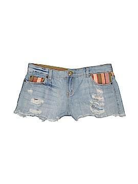 Blu Pepper Denim Shorts Size L
