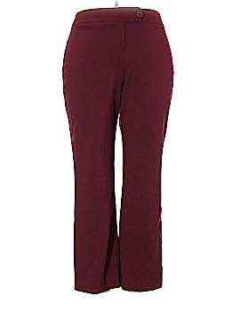 Studio 1940 Dress Pants Size 18 (Plus)