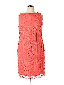 Lauren by Ralph Lauren Casual Dress Size 14 (Plus)