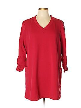 Susan Graver Pullover Sweater Size L
