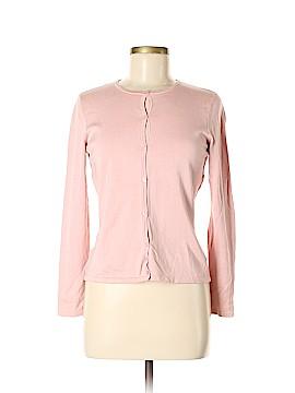 Ann Taylor Silk Cardigan Size M (Petite)