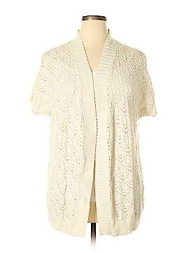 SONOMA life + style Cardigan Size 1X (Plus)