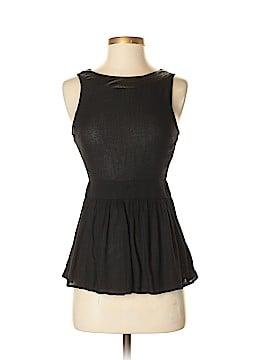 Chloe K Sleeveless Blouse Size XS