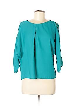 RACHEL Rachel Roy 3/4 Sleeve Blouse Size M