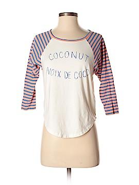 Roxy 3/4 Sleeve T-Shirt Size XS