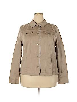 Charter Club Denim Jacket Size XXL
