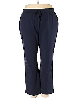 Karen Scott Sport Sweatpants Size 3X (Plus)