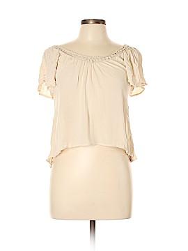 Miss Daisy Short Sleeve Top Size S