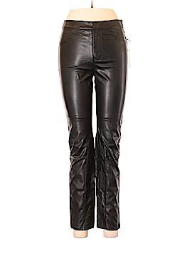 Velvet by Graham & Spencer Faux Leather Pants Size M