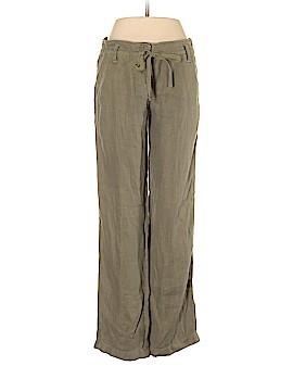 J. Crew Linen Pants Size 2 (Petite)