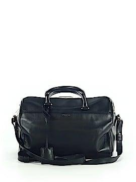 Saint Laurent Leather Satchel One Size