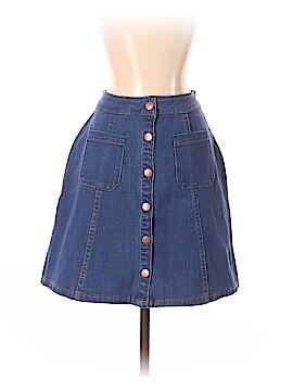 Alya Denim Skirt Size S