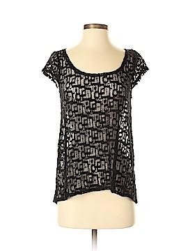 DKNY Short Sleeve Blouse Size XS