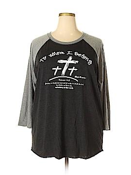 Next Level Apparel 3/4 Sleeve T-Shirt Size XXL