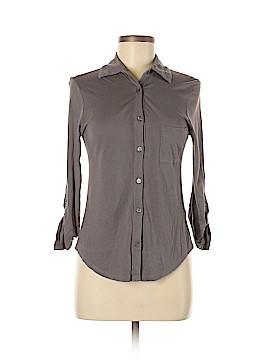 Splendid 3/4 Sleeve Button-Down Shirt Size XS