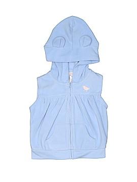 Carter's Fleece Jacket Size 12 mo
