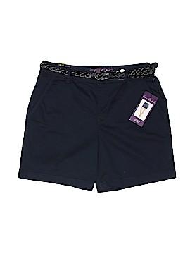 Gloria Vanderbilt Khaki Shorts Size 6