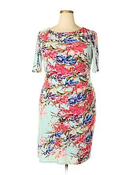 Jones New York Casual Dress Size 18 (Plus)