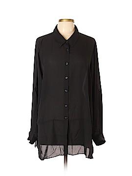 Joan Rivers Long Sleeve Blouse Size XL