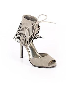 Jennifer Lopez Heels Size 7 1/2