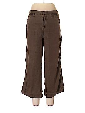 Pilcro and The Letterpress Linen Pants 30 Waist