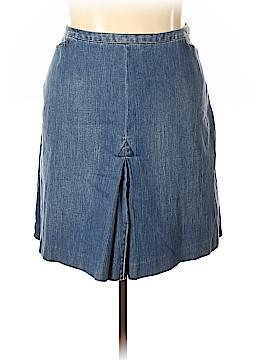 Talbots Denim Skirt Size 22 (Plus)