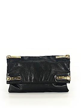 Donna Karan New York Leather Clutch One Size