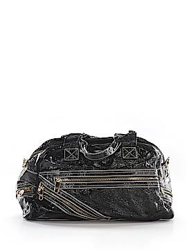 Badgley Mischka Leather Satchel One Size